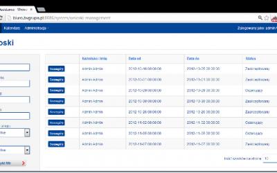 Absence Database